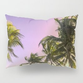 PURPLE AND GOLD SKIES 2 Pillow Sham