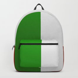 Italy flag Backpack