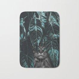 furr you, cat lovers. Bath Mat