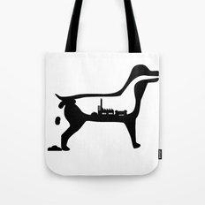 Dog Shit Tote Bag
