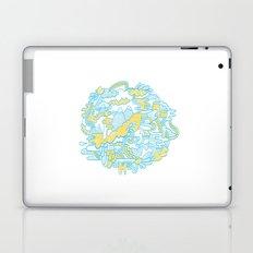 Spaghetti Mountain Laptop & iPad Skin
