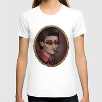 crowley T-shirts featuring Crowley by Abbi Laura