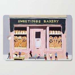 Sweetings Bakery Cutting Board