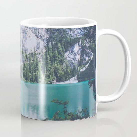 Peer Through Coffee Mug