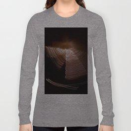 Slinky in space Long Sleeve T-shirt