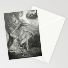 Refulgent Obscurity Stationery Cards
