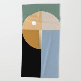 Contemporary 44 Beach Towel