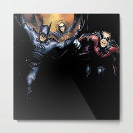 Super Hero 04 Metal Print