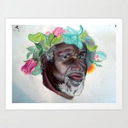 Philadelphia in Bloom Art Print
