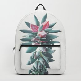 Flowering Succulent Backpack