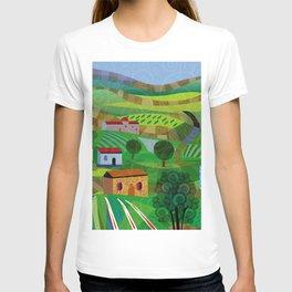 Santa Barbara Wine and Cheese T-shirt