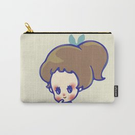 why are you smiling? Carry-All Pouch