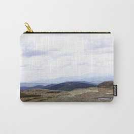 Earth is Curvy Carry-All Pouch