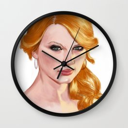 idol Wall Clock