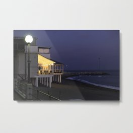 Varazze by night Metal Print