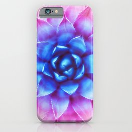 Agave Sunset Succulent iPhone Case