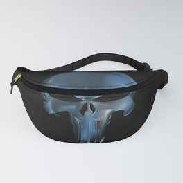 Scream Of Skull Fanny Pack