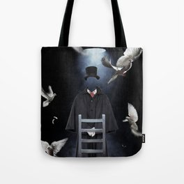The great illusionist Tote Bag