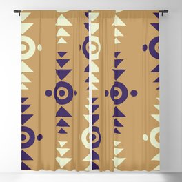 Indian Designs 127 Blackout Curtain
