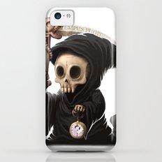 Tempus Fugit iPhone 5c Slim Case