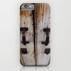 French Quarter Doors 2011 Slim Case iPhone 6s