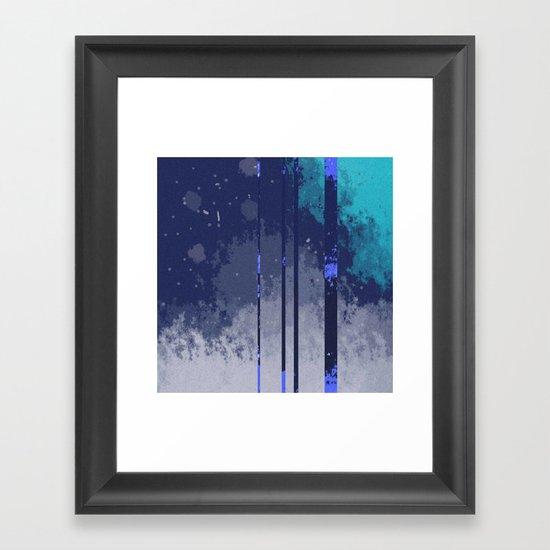 Winterspace Framed Art Print