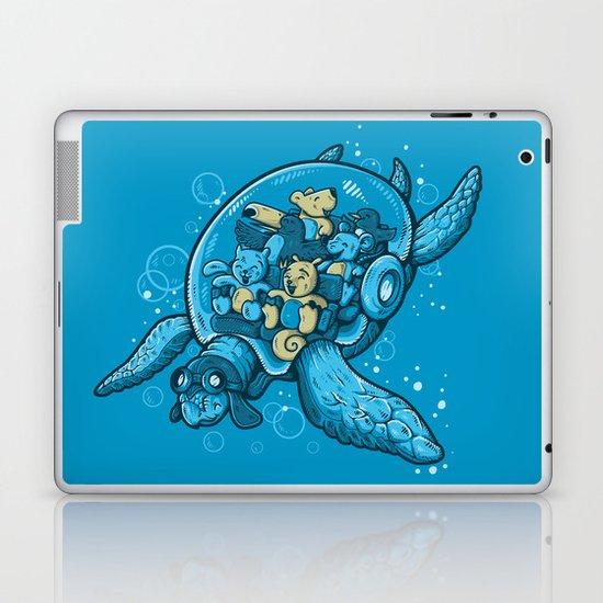 FLYING DEEP Laptop & iPad Skin