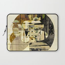Composition Number Three Laptop Sleeve