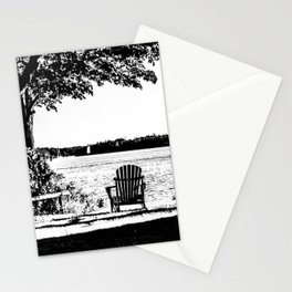 Weekend At The Cottage Stationery Cards