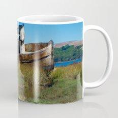 Point Reyes Shipwreck Mug