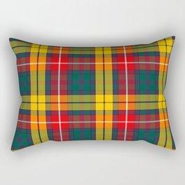 Buchanan Scottish Tartan Rectangular Pillow