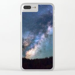 Milky Way I Clear iPhone Case