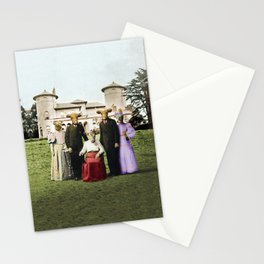 Cowtown Abbey Stationery Cards