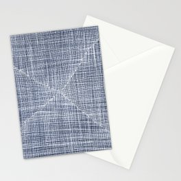 Ink Weaves: Sapphire Stationery Cards
