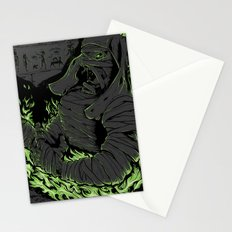 Return to Ashes Stationery Cards