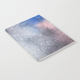 Abstract space Notebook