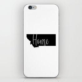 Montana-Home iPhone Skin