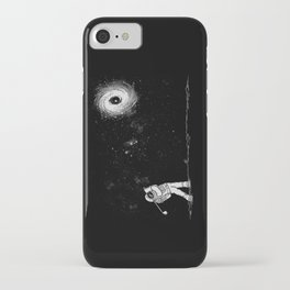 Black Hole in One iPhone Case