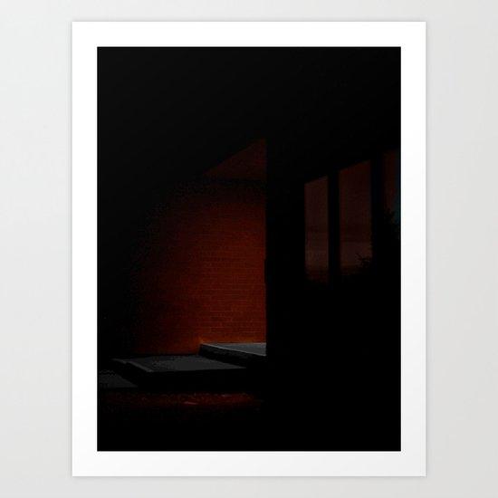 Night Wanderer Art Print