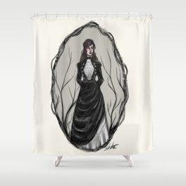 Celia Bowen Shower Curtain