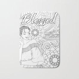 Blessed Bath Mat