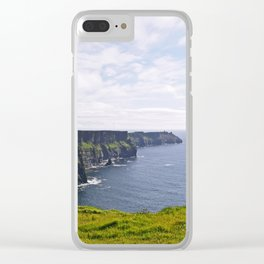 The Cliffs of Moher Clear iPhone Case