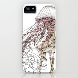Shroom me up, Jelly iPhone Case