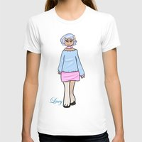 lucy T-shirts featuring Lucy by Clover