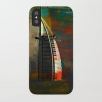 arab iPhone & iPod Cases featuring Burj Al Arab by Christine Becksted Images