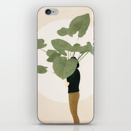 Too Litle for this Pot iPhone Skin