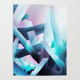 Crystal Madness Poster