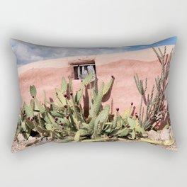 Hacienda Wall Rectangular Pillow