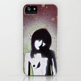 Kiyoko the Pure iPhone Case