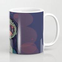 vampire Mugs featuring Vampire by charcola